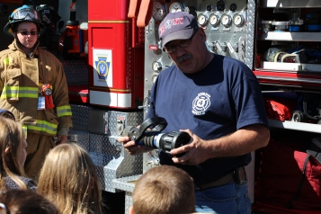 Fire Prevention, via Tamaqua Fire Department, Tamaqua Elementary School, Tamaqua, 10-5-2015 (62)