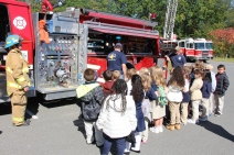 Fire Prevention, via Tamaqua Fire Department, Tamaqua Elementary School, Tamaqua, 10-5-2015 (68)