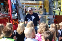 Fire Prevention, via Tamaqua Fire Department, Tamaqua Elementary School, Tamaqua, 10-5-2015 (71)
