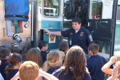 Fire Prevention, via Tamaqua Fire Department, Tamaqua Elementary School, Tamaqua, 10-5-2015 (75)