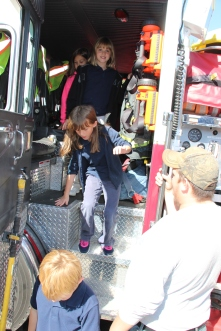 Fire Prevention, via Tamaqua Fire Department, Tamaqua Elementary School, Tamaqua, 10-5-2015 (76)