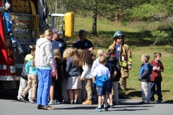 Fire Prevention, via Tamaqua Fire Department, Tamaqua Elementary School, Tamaqua, 10-5-2015 (78)
