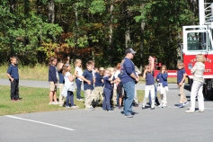 Fire Prevention, via Tamaqua Fire Department, Tamaqua Elementary School, Tamaqua, 10-5-2015 (87)