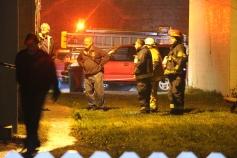 Fire Response, East Broad Street, Tamaqua, 10-28-2015 (12)
