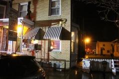 Fire Response, East Broad Street, Tamaqua, 10-28-2015 (13)