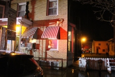 Fire Response, East Broad Street, Tamaqua, 10-28-2015 (14)