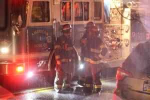Fire Response, East Broad Street, Tamaqua, 10-28-2015 (28)