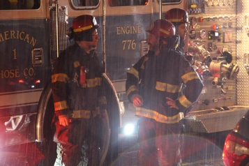 Fire Response, East Broad Street, Tamaqua, 10-28-2015 (31)