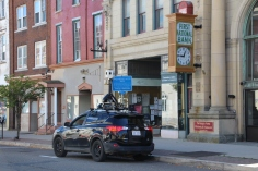 Google, Uber Vehicles Drive In and Around Tamaqua, 10-6-2015 (2)