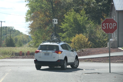 Google, Uber Vehicles Drive In and Around Tamaqua, 10-6-2015 (26)