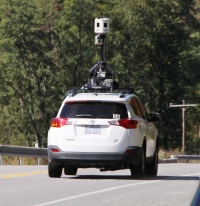 Google, Uber Vehicles Drive In and Around Tamaqua, 10-6-2015 (32)