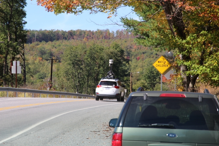 Google, Uber Vehicles Drive In and Around Tamaqua, 10-6-2015 (33)