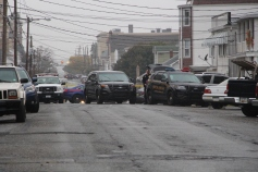 Heavy Police Activity, 300 Block of East Bertsch Street, Lansford, 10-13-2015 (30)