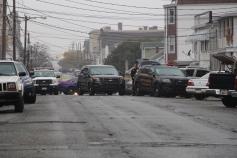 Heavy Police Activity, 300 Block of East Bertsch Street, Lansford, 10-13-2015 (30)