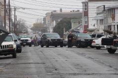 Heavy Police Activity, 300 Block of East Bertsch Street, Lansford, 10-13-2015 (37)