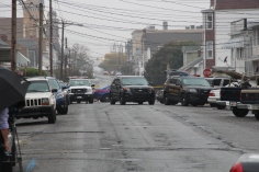 Heavy Police Activity, 300 Block of East Bertsch Street, Lansford, 10-13-2015 (39)