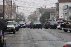 Heavy Police Activity, 300 Block of East Bertsch Street, Lansford, 10-13-2015 (39)