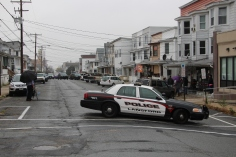 Heavy Police Activity, 300 Block of East Bertsch Street, Lansford, 10-13-2015 (40)