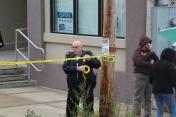Heavy Police Activity, 300 Block of East Bertsch Street, Lansford, 10-13-2015 (48)