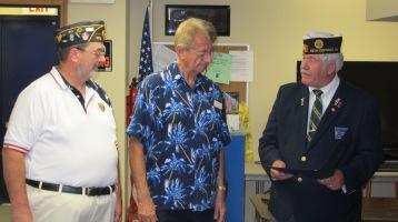 Installation of Officers, Coaldale American Legion, Coaldale, 9-12-2015 (18)