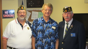 Installation of Officers, Coaldale American Legion, Coaldale, 9-12-2015 (20)