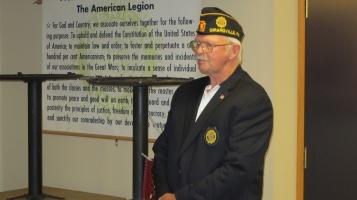 Installation of Officers, Coaldale American Legion, Coaldale, 9-12-2015 (28)