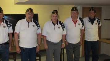 Installation of Officers, Coaldale American Legion, Coaldale, 9-12-2015 (32)