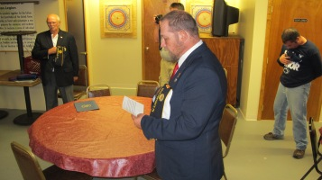 Installation of Officers, Coaldale American Legion, Coaldale, 9-12-2015 (42)