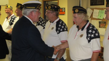 Installation of Officers, Coaldale American Legion, Coaldale, 9-12-2015 (45)