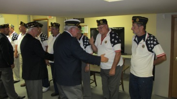 Installation of Officers, Coaldale American Legion, Coaldale, 9-12-2015 (47)