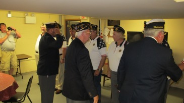 Installation of Officers, Coaldale American Legion, Coaldale, 9-12-2015 (48)