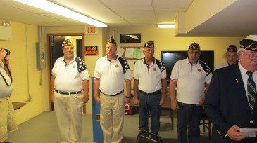 Installation of Officers, Coaldale American Legion, Coaldale, 9-12-2015 (49)