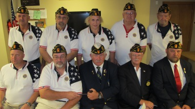 Installation of Officers, Coaldale American Legion, Coaldale, 9-12-2015 (53)