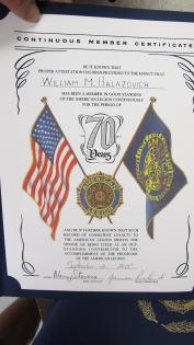 Installation of Officers, Coaldale American Legion, Coaldale, 9-12-2015 (56)