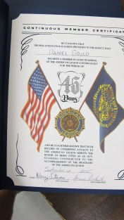 Installation of Officers, Coaldale American Legion, Coaldale, 9-12-2015 (59)