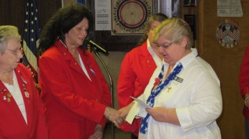 Installation of Officers, Tamaqua American Legion, Tamaqua, 9-12-2015 (12)