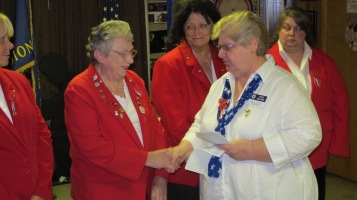 Installation of Officers, Tamaqua American Legion, Tamaqua, 9-12-2015 (13)
