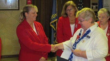 Installation of Officers, Tamaqua American Legion, Tamaqua, 9-12-2015 (15)