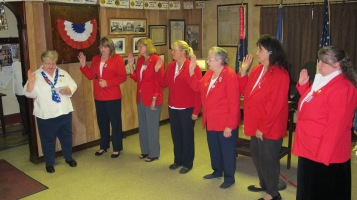 Installation of Officers, Tamaqua American Legion, Tamaqua, 9-12-2015 (19)