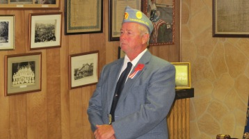 Installation of Officers, Tamaqua American Legion, Tamaqua, 9-12-2015 (22)