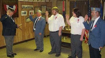 Installation of Officers, Tamaqua American Legion, Tamaqua, 9-12-2015 (28)