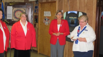 Installation of Officers, Tamaqua American Legion, Tamaqua, 9-12-2015 (3)