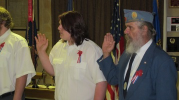 Installation of Officers, Tamaqua American Legion, Tamaqua, 9-12-2015 (30)