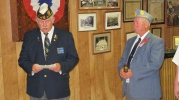 Installation of Officers, Tamaqua American Legion, Tamaqua, 9-12-2015 (32)