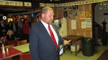 Installation of Officers, Tamaqua American Legion, Tamaqua, 9-12-2015 (34)