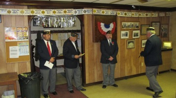 Installation of Officers, Tamaqua American Legion, Tamaqua, 9-12-2015 (37)