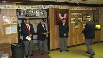 Installation of Officers, Tamaqua American Legion, Tamaqua, 9-12-2015 (37)