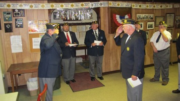Installation of Officers, Tamaqua American Legion, Tamaqua, 9-12-2015 (39)