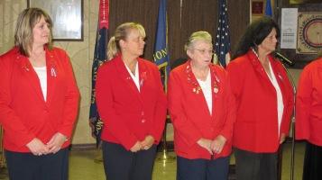 Installation of Officers, Tamaqua American Legion, Tamaqua, 9-12-2015 (4)