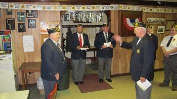 Installation of Officers, Tamaqua American Legion, Tamaqua, 9-12-2015 (40)